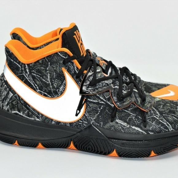 a9715c6152f NIKE KYRIE 5 V Taco PE Black Orange Camo Wood 10.5.  M_5c6ee940c9bf500957816e61